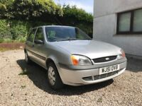 Great first car! - 2001 Ford Fiesta 1.3 in Silver