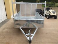 New Car Trailer Professional Built Fully Galvanised