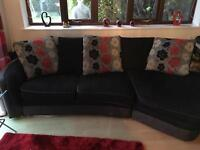 Large double sofa bed settee somtoile