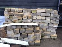 FREE - 3 tonnes (approx) of Concrete Block - Would make good Hardcore