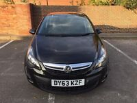 VAUXHALL CORSA 1.4 5DR ONLY 15000 MILEAGE SERVICE HISTORY