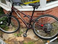 Junior cycling bike for sale