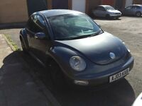 Breaking Volkswagen Beetle 2003 All Parts Available
