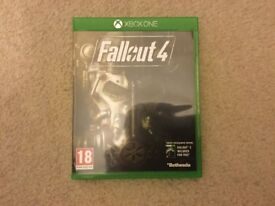 Fallout 4 Xbox One Edition and Fallout 3