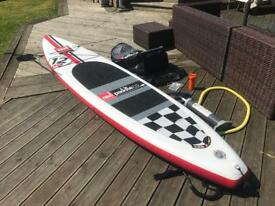 Red Race 12'6 Paddleboard