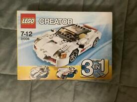 Lego Creator 31006 3 in 1