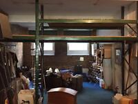 DEXION Warehouse racking shelving shelves storage garage workshop industrial