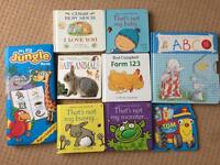 Baby book collection