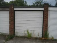 Garage in a block - available for rent