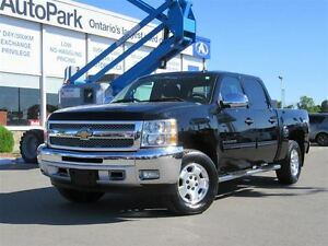 2012 Chevrolet Silverado 1500 LS Crew Cab 4WD|Alloys|Bluetooth|C