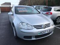 ***VOLKSWAGEN GOLF MATCH DIESEL ONLY 79,000 MILES IMMACULATE***