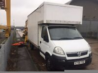 Vauxhall Luton Van FOR SALE/Swap