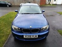 BMW 1 Series, 2009, Diesel, MOT to May, Service Just Carried Out