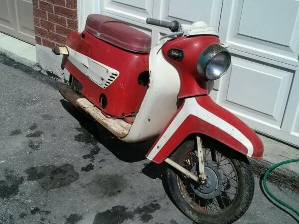 Used 1965 Scooter Other