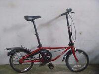 Folding bike DAHON 2883A