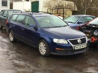 Volkswagen Passat 2.0tdi 2008 For Breaking