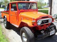1978 Toyota Land Cruiser Pickup Truck