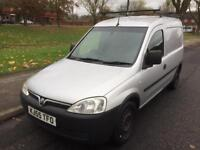 ***P/X TO CLEAR****2005 VAUXHALL COMBO 2000 CDI 1.3 DIESEL LONG MOT NEW CLUTCH AND FLYWHEEL KIT