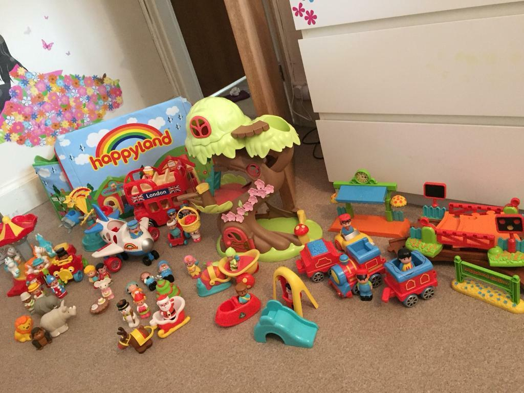 Happy land toys REDUCED | in Spondon, Derbyshire | Gumtree