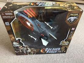 Toy Plane / Fighter Jet