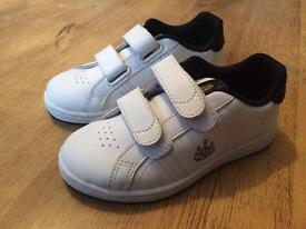 Newcastle trainers kids size 11