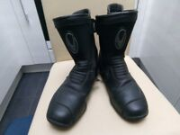 Ladies Motorcycle Boots UK 8