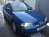 SALE! Audi A3, full years MOT with part service history