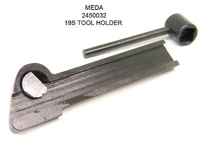 New Meda Cut-off Parting Blade 19s Th29s Holder Style 2450032 516 X 34 Shank
