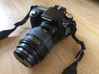 Pentax K110D SLR digital camera