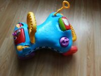 Playskool walker converts to a sit n ride toy IN GREAT Condition