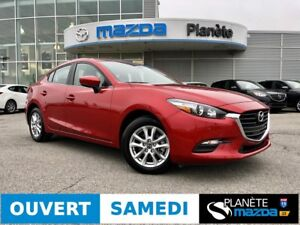 2018 MAZDA 3 GS AUTO TOIT MAGS AIR CRUISE