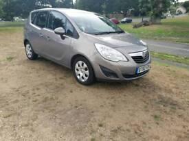 Vauxhall Meriva 2011 1.3 cdti NEW TURBOCHARGER