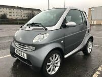 SMART CITY PASSION CABRIOLET, ONLY 29,000 MILES, VGC INSIDE & OUT, ELECTRIC ROOF