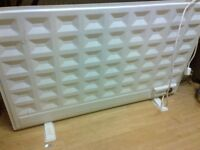 extra large oil filled Dimplex panel heater in excellent condition can deliver