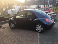 Vw beetle 2.0 petrol 2001