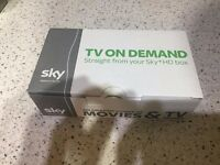 SKY on demand connector new in box £10