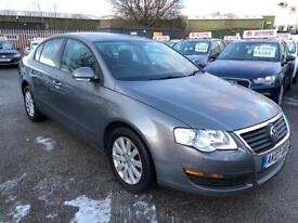 VOLKSWAGEN PASSAT 2.0 TDI AUTOMATIC /ONE LADY OWNER /2 KEYS /12 MONTH MOT