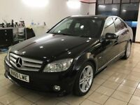 !!AMG!! 2010 MERCEDES C250 MANUAL / SERVICE HISTORY / MOT JAN 2019 / IMMACULATE CONDITION / FINANCE