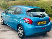 2013 Peugeot 208 1.4 HDI automatic - excellent runner. Full history & long MOT. Similar to 107 Auto