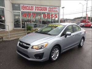 2013 Subaru Impreza 2.0i Touring Package, AWD