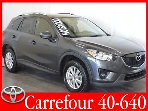 2014 Mazda CX-5 GS AWD Bluetooth+Mags+Toit Ouvrant Automatique
