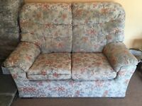 Three piece sofa free for collection