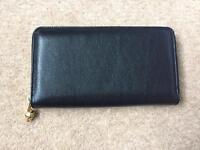 Alexander McQueen original leather purse