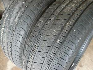 Two 275-55-20 tires   $200.00