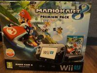 Wii U Boxed Mario Kart Edition