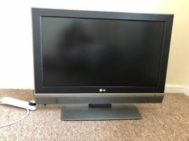 Second hand TV - large screen