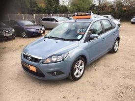 2009 [59] FORD FOCUS 1.6 PETROL ZETEC 1 OWNER FROM NEW