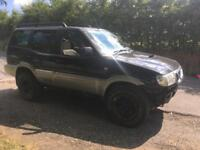 Nissan Terrano off road 4x4 low miles swap px