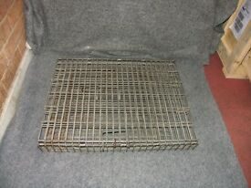 Smaller Metal Folding Dog Cage