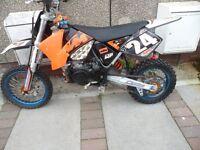 KTM 65CC 2008